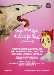 Pekka ja susi_juliste_iso